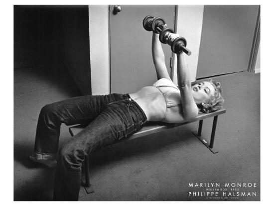 Monroe, Marilyn, 9999--Premium Giclee Print