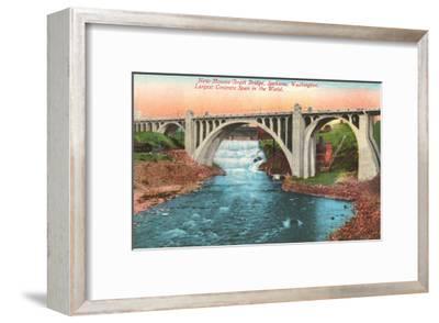 Monroe Street Bridge, Spokane, Washington