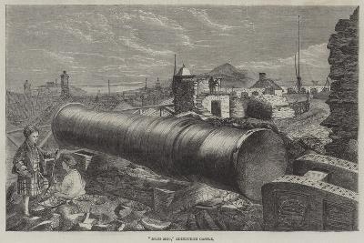 Mons Meg, Edinburgh Castle--Giclee Print