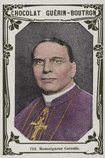Monseigneur Cerretti--Giclee Print