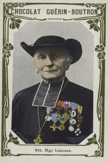 Monseigneur Lanusse--Giclee Print