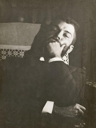 Monsieur Daniel Halévy (1872-1962)-Edgar Degas-Giclee Print