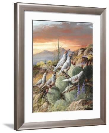 Monsoon Season-Trevor V. Swanson-Framed Giclee Print