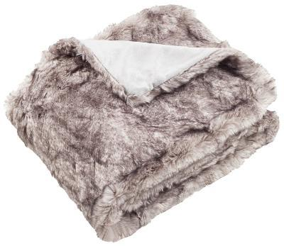 Mont Blanc Throw - Grey *--Home Accessories