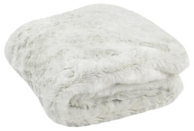 Mont Blanc Throw - White