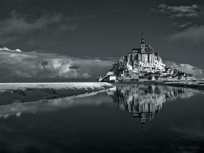 Mont Saint-Michel-Bob Krist-Giclee Print