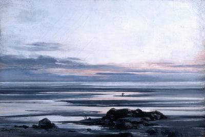 Mont St Michel, 1881-Emmanuel Lansyer-Giclee Print