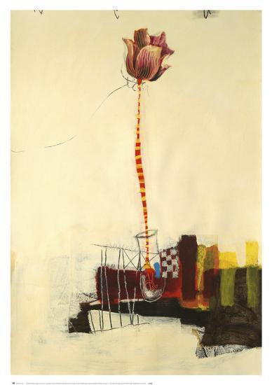 Montage Bloom III-Adam Finli-Art Print