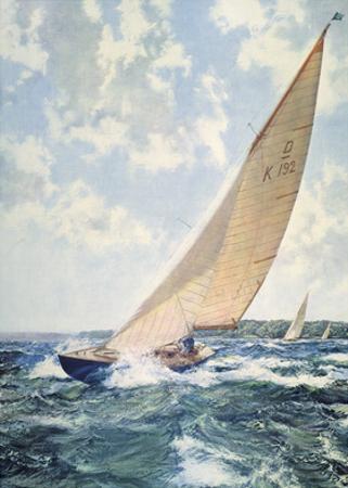 HM Queen Elizabeth's Yacht