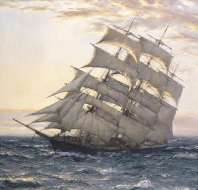 Morning Light by Montague Dawson