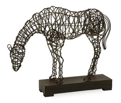 Montana Woven Wire Horse