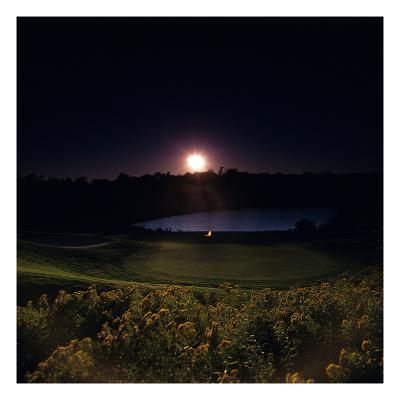 Montauk Downs Golf Course, Hole 7-Stephen Szurlej-Premium Photographic Print