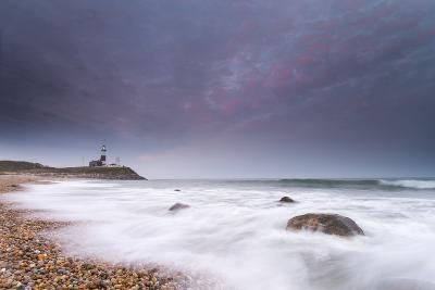 Montauk Point Lighthouse at Dusk-Robbie George-Photographic Print
