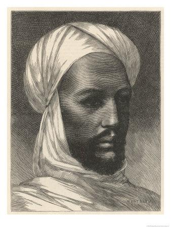 "Mohammed Ahmed Known as ""The Mahdi"" Moslem Agitator in the Sudan"
