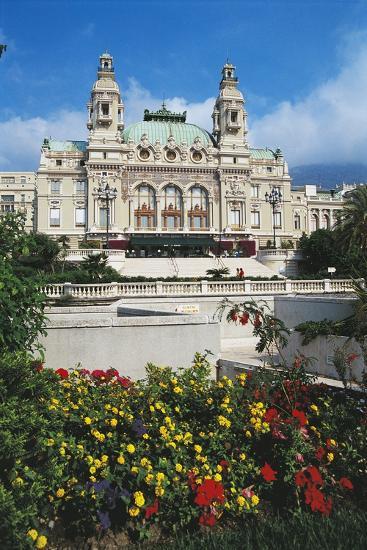 Monte Carlo Casino, 1858-1880, Principality of Monaco, 19th Century--Giclee Print