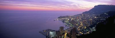 Monte Carlo, Monaco, Cote D'Azur, Mediterranean, Europe-Sergio Pitamitz-Photographic Print