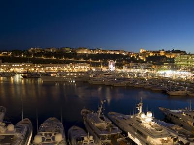 Monte Carlo, Principality of Monaco, Cote d'Azur, Mediterranean, Europe-Sergio Pitamitz-Photographic Print