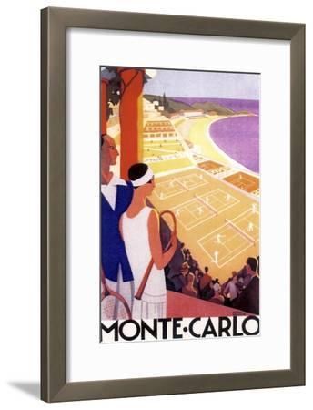 Monte Carlo Tennis
