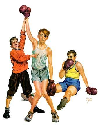 """""""Boxing Champ,""""January 9, 1937"""