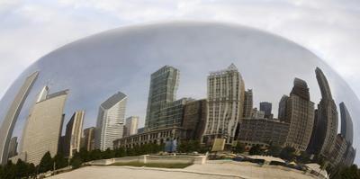 Chicago Reflections, Chicago, Illinois 07