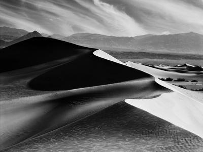 Dunes At Mesquite Flats