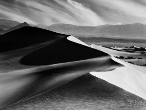 Dunes At Mesquite Flats by Monte Nagler
