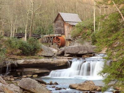 Glade Creek Mill, West Virginia ?09 by Monte Nagler