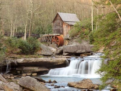 Glade Creek Mill, West Virginia ?09