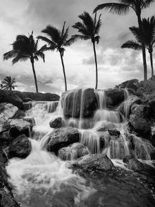 Hawaiian Falls, Big Island by Monte Nagler