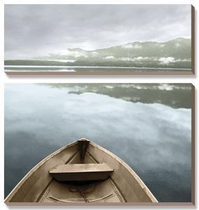 Lake Quinalt by Monte Nagler