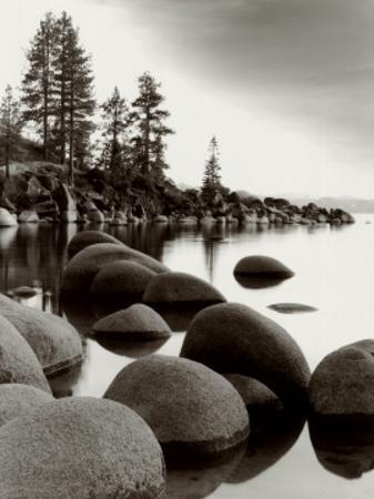 Sand Harbor I by Monte Nagler