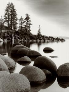 Sand Harbor I by Monte Nagler
