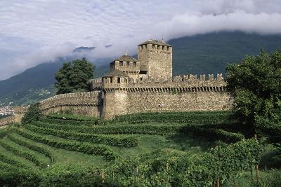 Montebello Castle--Giclee Print