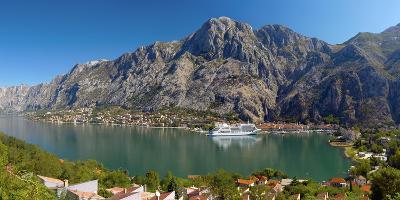 Montenegro, Bay of Kotor, Kotor-Alan Copson-Photographic Print