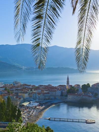 Montenegro, Budva, Old Town, Stari Grad-Alan Copson-Photographic Print