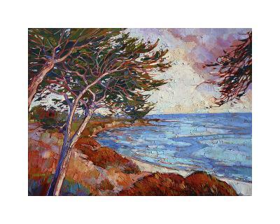 Monterey Cypress-Erin Hanson-Giclee Print