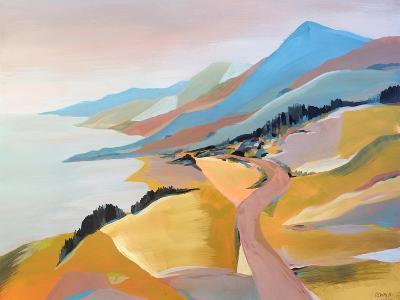 Monterey to the Sea-Pete Oswald-Art Print