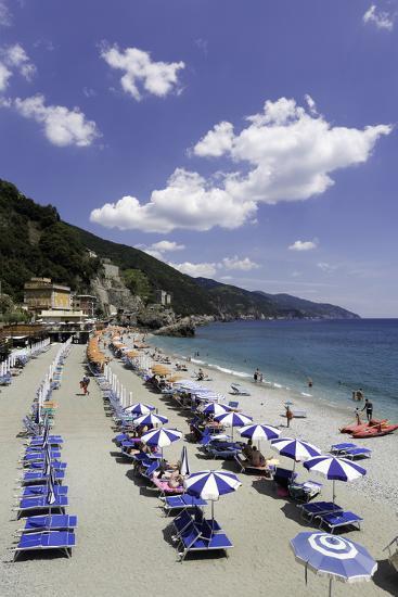 Monterosso Al Mare, Cinque Terre, UNESCO World Heritage Site, Liguria, Italy, Europe-Gavin Hellier-Photographic Print