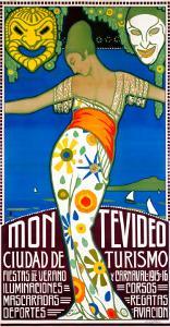 Montevideo, Cuidad de Turismo