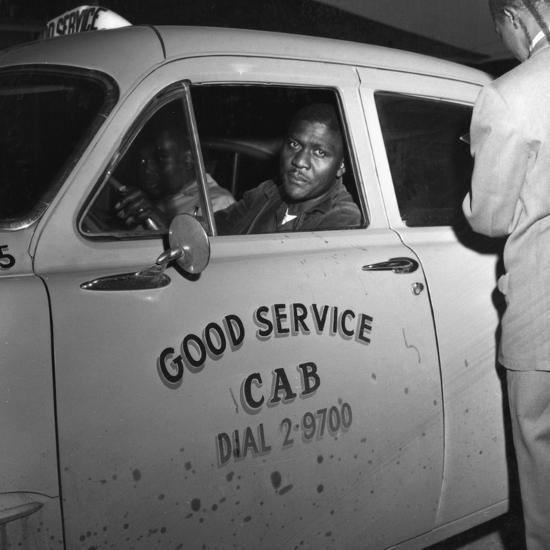 Montgomery Bus Boycott - 1956 Photographic Print by William Lanier   Art com