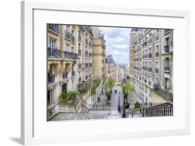 Montmartre FXN2527-Cora Niele-Framed Giclee Print