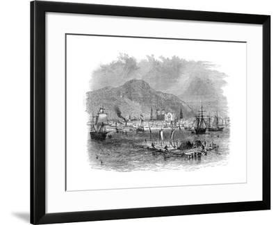Montreal, Quebec, Canada, C18th Century--Framed Giclee Print