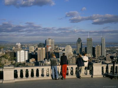 Montreal, Quebec State, Canada-Charles Bowman-Photographic Print