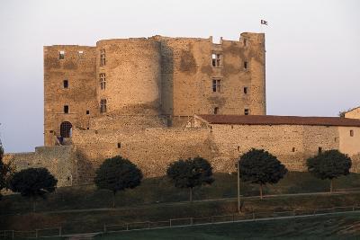 Montrond-Les-Bains Castle--Giclee Print