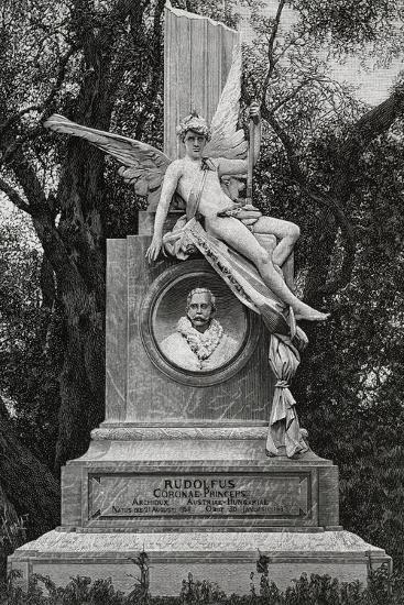 Monument Dedicated to Archduke Rudolf of Hapsburg--Giclee Print