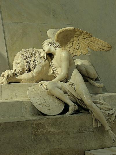 Monument of the Archduchess Maria Cristina of Austria--Photographic Print