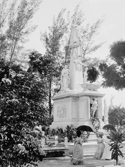 Monument to Cuban Students, Colon Cemetery, Havana, Cuba--Photo