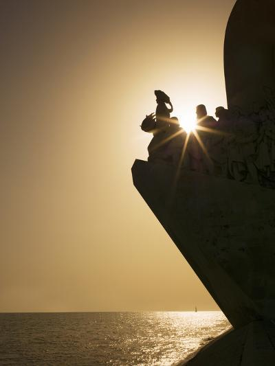 Monument to Discoveries, Belem, Lisbon, Portugal, Europe-Angelo Cavalli-Photographic Print