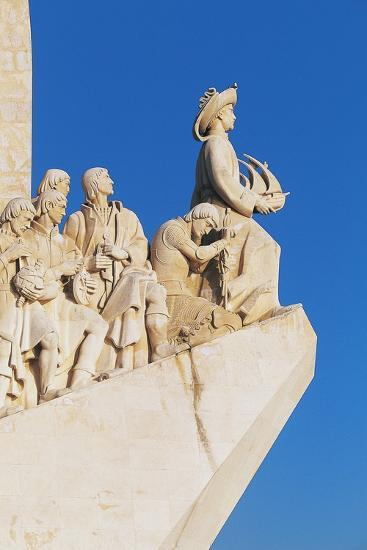 Monument to Discoveries (Monument to the Discoveries)--Photographic Print