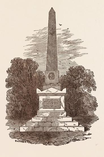 Monument to John Howard, the Philanthropist, at Kherson; Died January 20, 1790--Giclee Print
